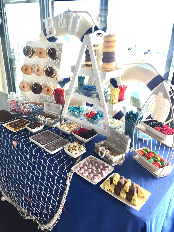 Candy bar para bodas y celebraciones